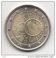 BELGIQUE - 2€ Commémorative 2013 - UNC - Neuve - Belgique