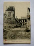 02 - Rare Carte  NOUVRON- VINGRE ( Près VIC SUR AISNE  )  - Un Quartier - Other Municipalities