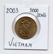 Vietnam - 2003 - 5000 Dong - Vedi Foto - (MW349) - Vietnam