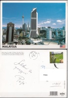 Malaysia Kuala Lumpur Palazzi E Torri Malesia - Malesia