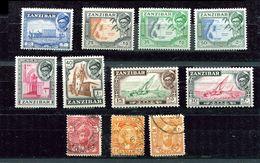 Zanzibar **, Ob - Zanzibar (1963-1968)