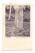 GUATEMALA - Columna Funeral Indiana Muy  Vieja, 1904 - Guatemala