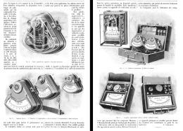 APPAREILS DE MESURE ELECTRIQUES Systéme MEYLAN-D'ARSONVAL    1904 - Non Classés