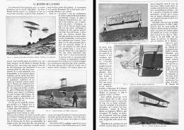 LA QUESTION De L'AVIATION   1904 - Transportation
