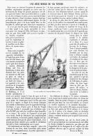 """UNE GRUE De 150 TONNES  De La  Maison """" BLOHM Et VOSS """"   1904 - Unclassified"""