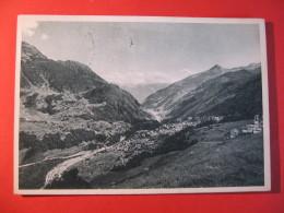CARTOLINA LA VALMALENCO DALLA PINETA DI PRIMOLO  - C 396 - Sondrio