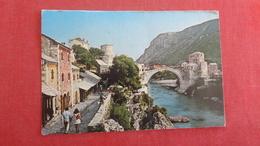 Mostar  Crease   Bosnia And Herzegovina =ref  2665 - Bosnia And Herzegovina