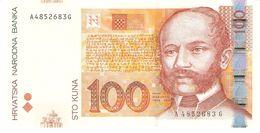 CROATIA 100 KUNA 2002 PICK 41a UNC - Croatie