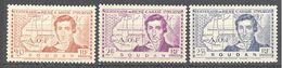 Soudan: Yvert N°100/102*; MNH; Cote 3.00€ - Soudan (1894-1902)