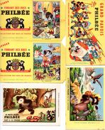 Lot De 7 Buvards Philbée. Le Bon Pain D'épices De Dijon. 3 Photos. - Collections, Lots & Series