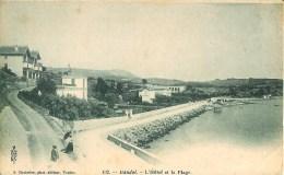 83 BANDOL  L'Hôtel Et La Plage - Bandol