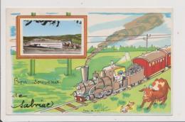 Carte Postale - BON SOUVENIR DE SALVIAC - Salviac