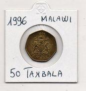 Malawi - 1996 - 50 Tambala - Vedi Foto - (MW374) - Malawi