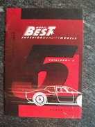 CATALOGO N°5  BEST MODEL AUTOMODELLI IN SCALA 1/43  FERRARI   PERFETTO - Catalogues
