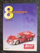 CATALOGO N°8  BEST MODEL AUTOMODELLI IN SCALA 1/43   FERRARI  PERFETTO - Catalogues