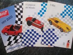CATALOGHI/PIEGHEVOLI  BEST MODEL UAN AUTOMODELLI IN SCALA 1/43  ALFA ROMEO FERRARI PERFETTO - Catalogues