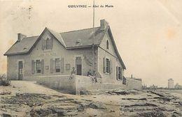 - Finistere -ref-D752- Guilvinec - Abri Du Marin - Abris Du Marin - Carte Bon Etat - - Guilvinec