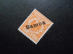 D.R.5b  25Pf*MLH -  Deutsche Kolonien (Samoa) 1900 - Mi 60,00 € - Colony: Samoa