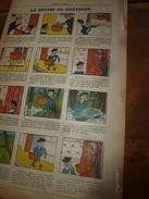 1921  DIABOLO-JOURNAL ---> La Bêtise De Crétinot  (dessins De Benjamin Rabier); Etc - Magazines Et Périodiques