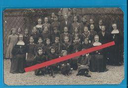 C.P.A.Photo. LUNEVILLE - Pensionnat Des Saints-Anges  1924 - Luneville