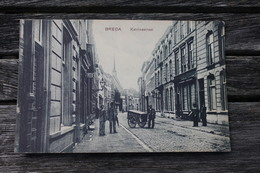 Carte Postale Ancienne Breda Pays-Bas Katrinastraat - Breda