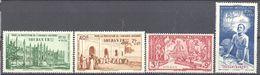 Soudan: Yvert PA N°6/9*; Cote 2.80€ - Soudan (1894-1902)