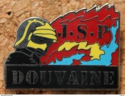SAPEURS POMPIERS DOUVAINE 74 - FRANCE -  J.S.P. - CASQUE  -    (14) - Pompiers