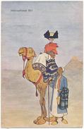 R. PICK - Humour, Egypte - International Flirt - B.K.W.I. - Altre Illustrazioni