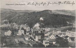 AK Ulgersdorf Ullgersdorf Oldrichov Fabrik Bei Tetschen Bodenbach Decin Kalmswiese Biela Bela Bünauburg Merzdorf Eulau - Sudeten