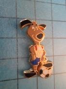 Pin415b Pin's Pins : Rare Et Belle Qualité SPORTS / FOOTBALL MONDIAL USA 1994 SOCCER MASCOTTE - Football