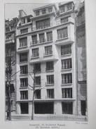 1929 PARIS  75014 Immeuble  19 Boulevard RASPAIL - Arrondissement: 14