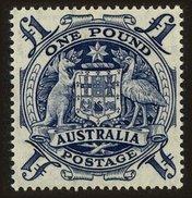 Australia Scott #220, 1949, Hinged - 1937-52 George VI
