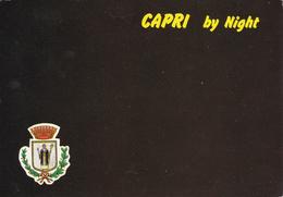 NAPOLI - Capri By Night - Stemma Araldico Comunale - 1994 - Napoli (Nepel)