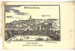 Cpa Lyon Ancien - Bellecour Au XVIIe Siècle  (S.2304) - Lyon