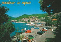 Pozdraw Iz Rapca - Used 1981.   Yugoslavia.    # 07059 - Yugoslavia