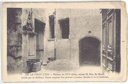 10 Cpa Le Vieux Lyon -   (S.2306) - Lyon