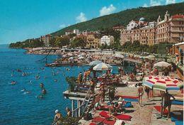 Opatija  - Used 1969     Yugoslavia.    # 07060 - Yugoslavia