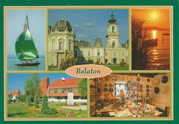 Balaton Views. Hungary. Used 2002.    # 07062 - Hungary