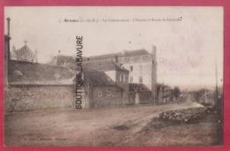 22 - BROONS---La Communauté--l'Entrée Et La Route De Lamballe - Otros Municipios