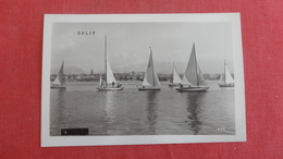 RPPC  Sailing  Split  Croatia=ref  2665 - Croatia