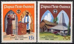 Papua New Guinea, 1986, SG 529 - 530, Set Of 2, MNH - Papua New Guinea