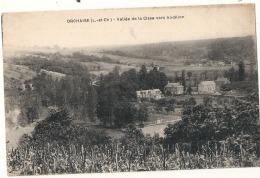 --- 41 ----  ORCHAISE  Vallée De La Cisse Vers Andillon - écrite TTB - France