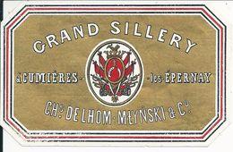 GRAND SILLERY CH DE LHOM MLYNSKI & CO à  CUMIERES Les  EPERNAY - Champagne