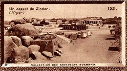 CHROMO CHOCOLAT SUCHARD  UN ASPECT DE ZINDER - Suchard