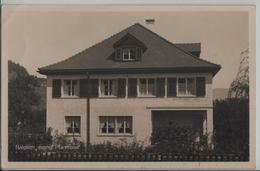 Balgach, Evang. Pfarrhaus - Photo: Thurnherr - SG St. Gall
