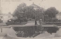 Cognac 16 - Bassin Jardins Et Palais De Justice - Collection Billaud Royan - Cognac