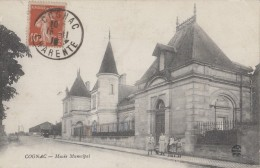 Cognac 16 - Musée Municipal - 1916 - Cognac