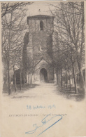 Environs De Cognac 16 - Eglise De Salles-d'Angles - 1901 - Cognac