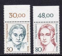 Berlin 1986 Frauen, 2v ** Mnh (36670I) - [5] Berlijn