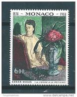 Monaco Timbres De 1984  Neufs **  N°1455  Tableaux - Ungebraucht